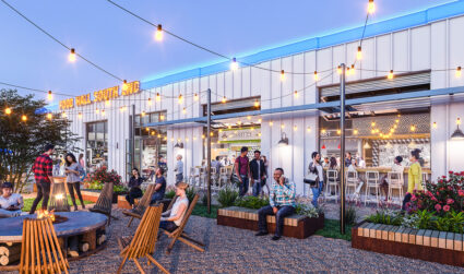 Scoop: New food hall coming to West Tremont area in South End