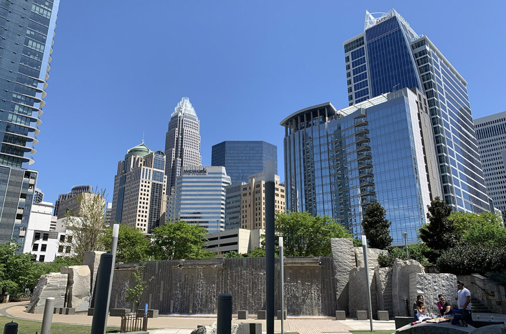 Unvaccinated Charlotteans are driving up COVID-19 cases and hospitalizations
