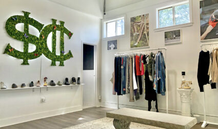 Luxury consignment boutique Street Commerce now open near Uptown