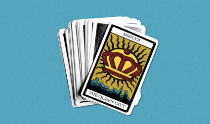 What does Charlotte's future look like? We did a tarot reading to find out
