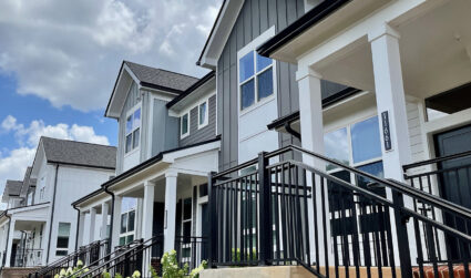 The top 5 most popular Charlotte zip codes according to Zillow