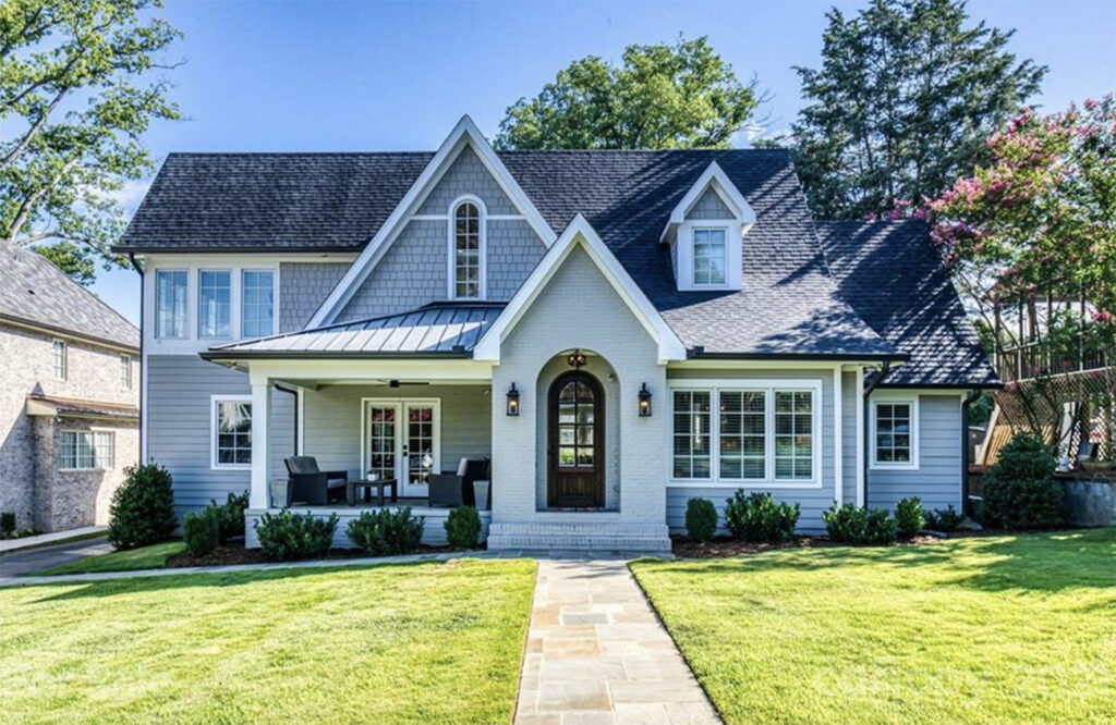 Hot homes: 5 houses for sale in Charlotte, starting at $315K