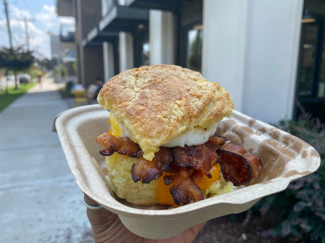 6 of our favorite things we ate this month — from biscuits to bone marrow