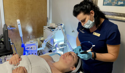 Have you tried a Hydrafacial? We tried the popular procedure at one of Charlotte's top MedSpas.