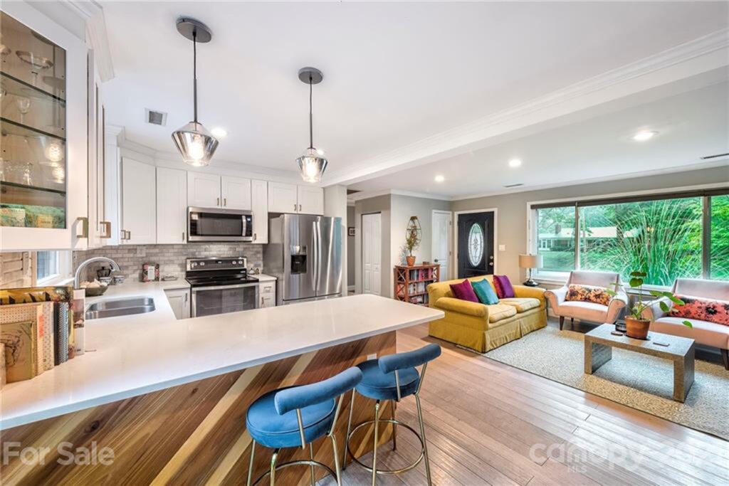 Hot homes: 5 houses for sale in Charlotte under $400K