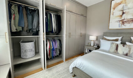 See inside: Plaza Midwood home gets a new bedroom with California Closets