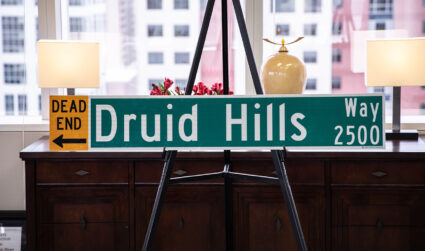 A new name for a street that honors the Confederacy