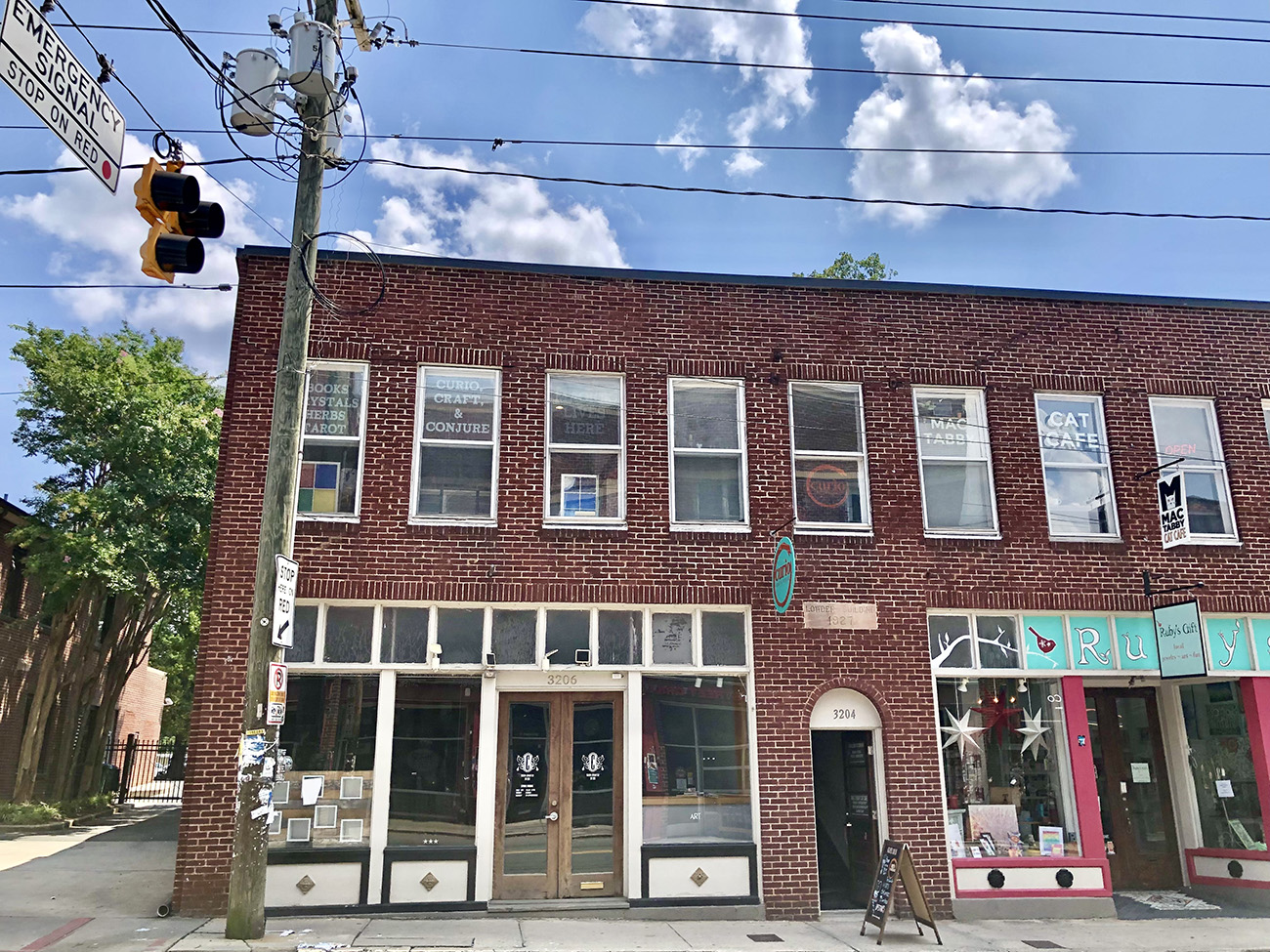 A new wine bar in NoDa hopes to have a dive bar vibe