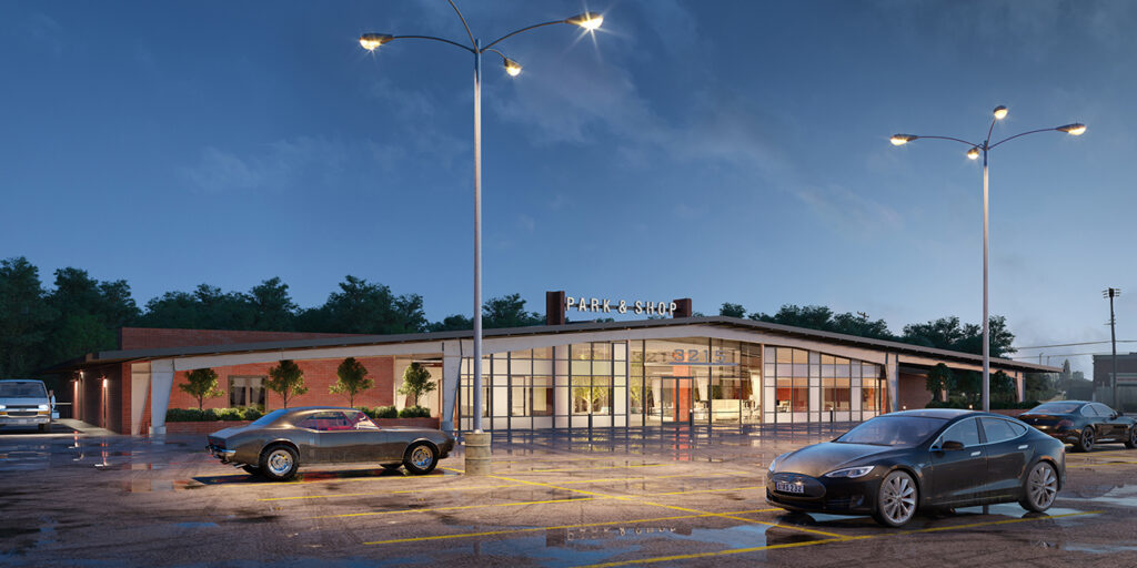 See inside the renovation of the iconic Park-N-Shop grocer