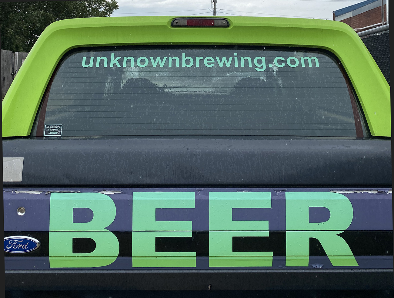 Unknown Brewing is giving up beer — but not before blowing up some stuff one more time