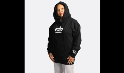 5 quick questions with Vi Lyles about that viral 704 Shop hoodie photo, plus the other shots you didn't see