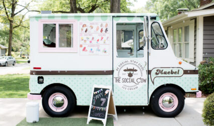 Meet Maebel, an old mail truck turned ice cream truck that could be coming to a block near you soon