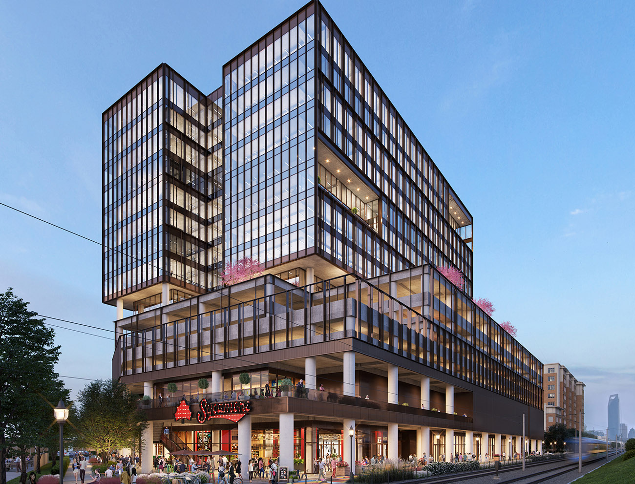 6 biggest developments underway shaping South End