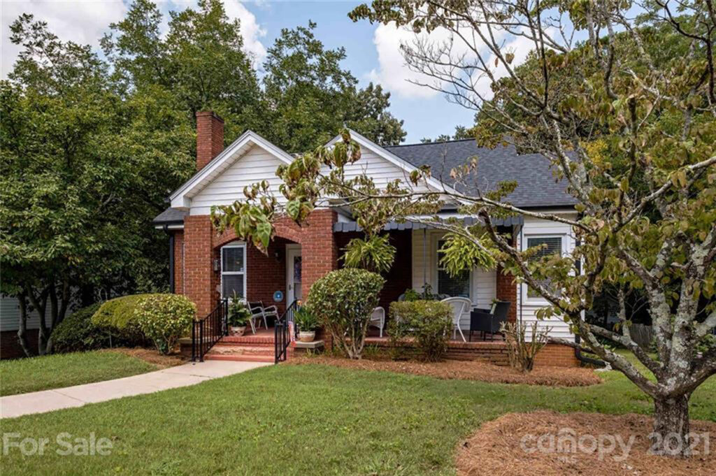 Hot homes: 5 houses for sale in Charlotte's suburbs starting at $200K