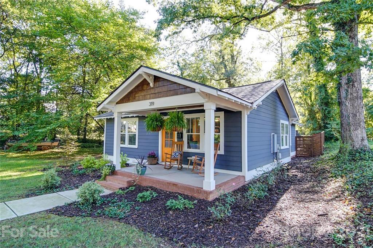 Hot homes: 6 houses for sale in Charlotte starting at $250K