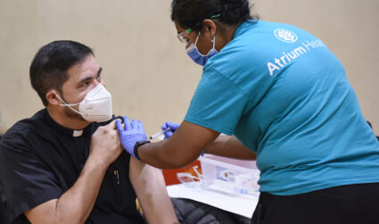 More people of color are getting vaccinated, but inequities persist