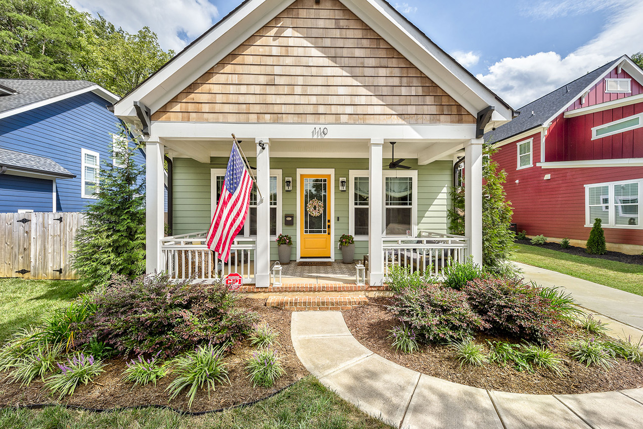 Hot homes: 4 houses for sale in Charlotte starting at $180K