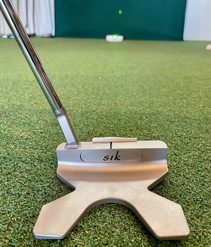 putter fitting laser club champion