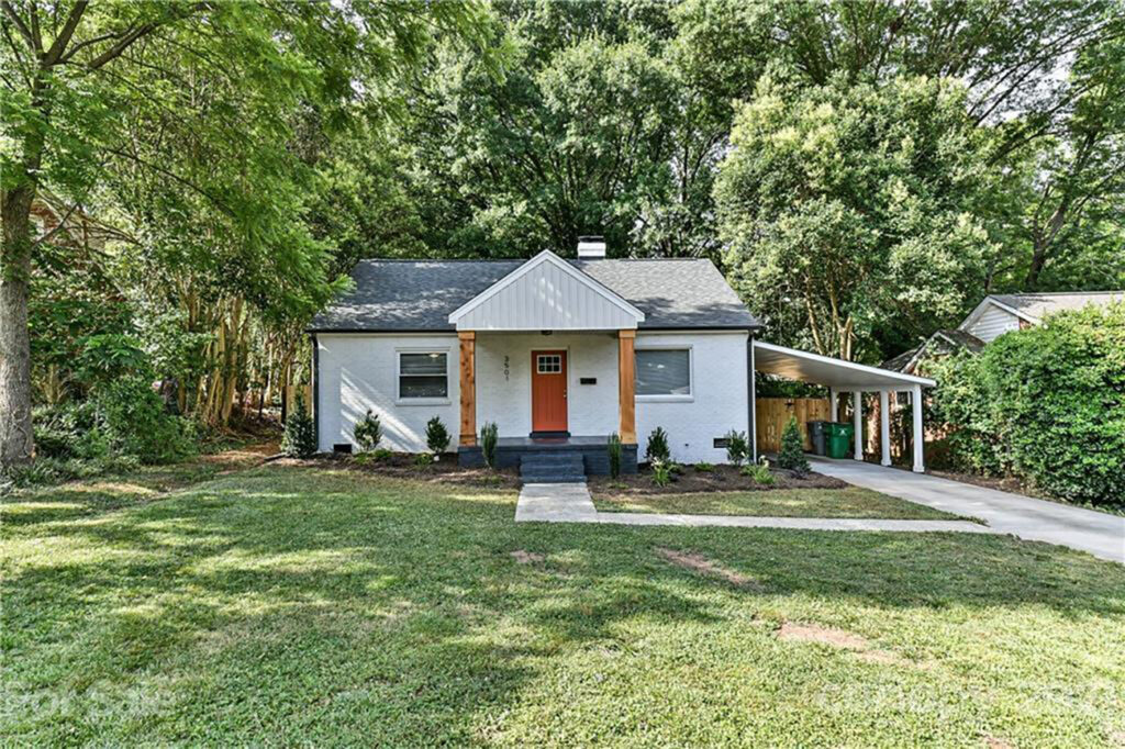 What does $330K get you in Charlotte's real estate market?