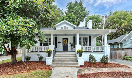 Hot homes: 5 houses for sale in Charlotte starting at $195K
