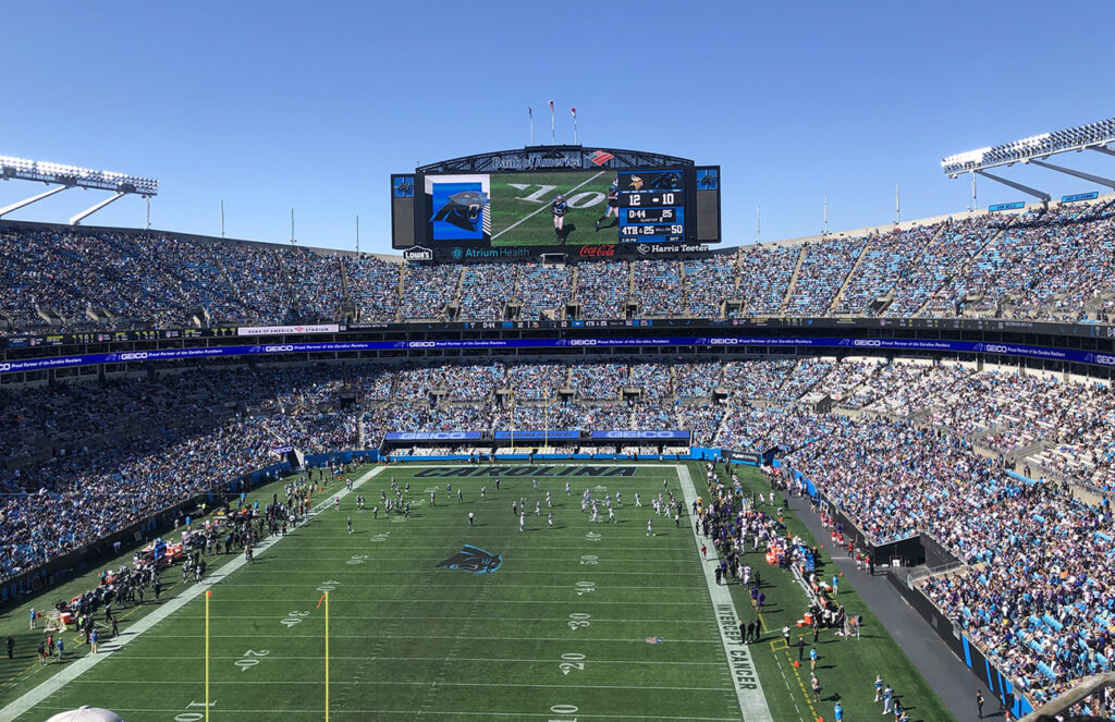 Is it OK to sell your Panthers tickets to opposing fans?