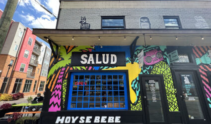 Hispanic heritage is celebrated every day at Salud, a Dominican-owned brewery in NoDa