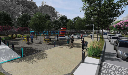 How one project aims to make SouthPark more walkable