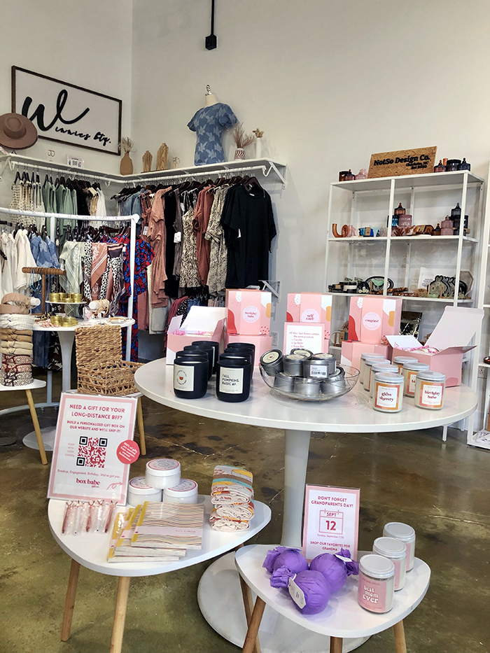charlotte collective south end store