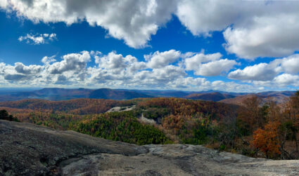 Outdoor guide: 11 best hikes for fall foliage this year, all within 3 hours of Charlotte