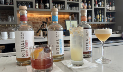 Alcohol alternatives rise in Charlotte